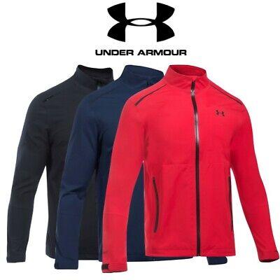 NUOVO Under Armour sweaterfleece Fz Cerniera Intera Giubbotto
