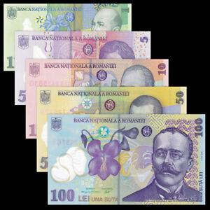 ROMANIA 10 LEI POLYMER 2005 P 119 UNC