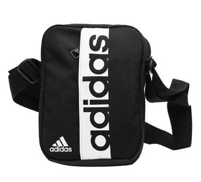 ADIDAS MINI Borsa uomo Bag Performance ORGANIZER PICCOLI OGGETTI Sports Borsa a tracolla | eBay