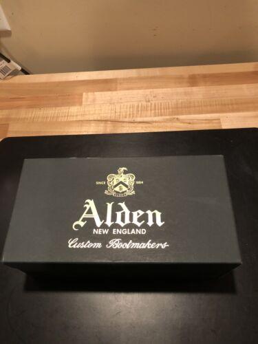 Exceptional! Alden Men's Size 11 D Width cordovan