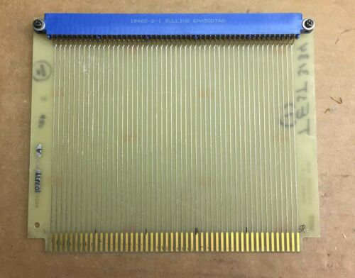 """SULLINS EMA50DTAS 100 Pin Extension Board with Fingers 0.125/"""" On Center Board"""