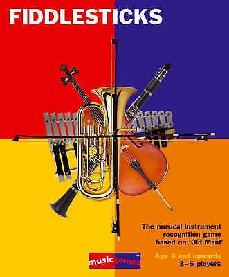 Fiddlesticks by Omnibus Press (Board book, 2004)