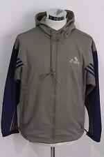 ADIDAS D4 F168 M giacca zip jacket track top gabber felpa tuta E3915
