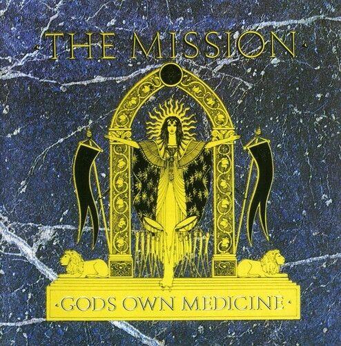 1 of 1 - The Mission UK, Mission - God's Own Medicine [New CD] England - Import, UK - Imp