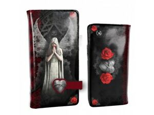 Anne-Stokes-embossed-purse-amp-wallet-featuring-the-Only-Love-Remains-design