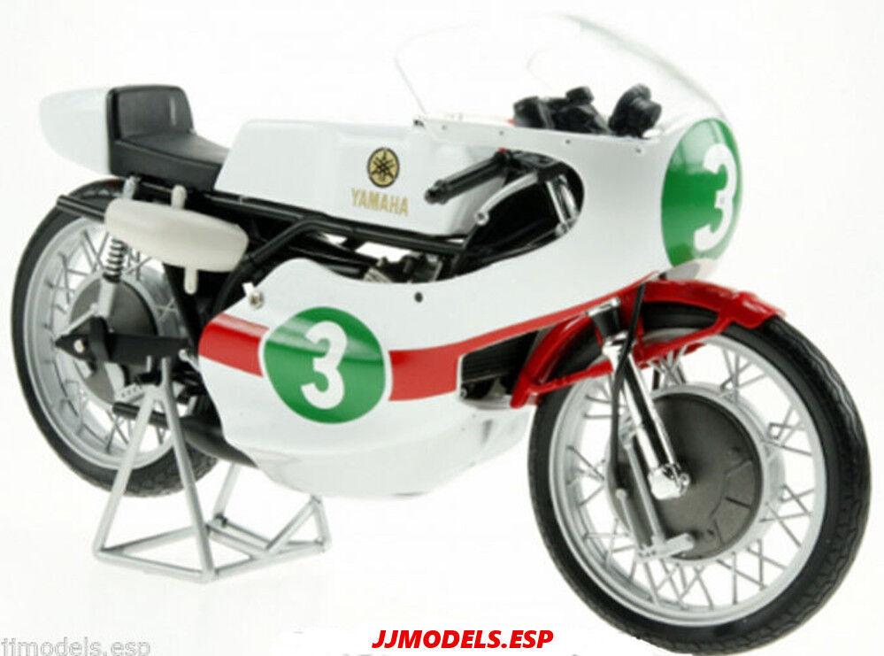gran venta ♠RETIrojo     IXO YAMAHA RD05 PHIL READ GP250 C.C.  1968 WORLD CHAMPION-1 12 SCALE  venta mundialmente famosa en línea