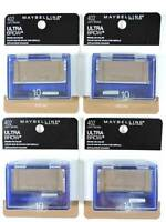4x Maybelline Ultra-brow Powder 10 Light Brown Eyebrow Color Makeup 402