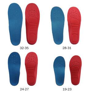 New Orthopedic Orthotics Arch Support Shoe Insoles Inserts ... Orthopedic Shoes For Kids Orthotics