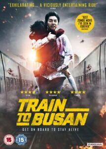 Neuf Train Pour Busan DVD Région 2