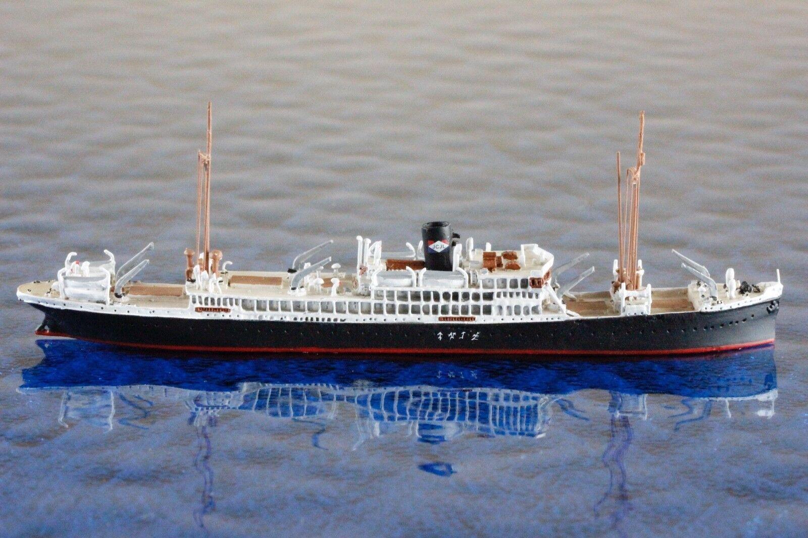 Tjinegara fabricante WDS 8, 1 1250 barco modelo