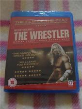 Blu 4 U: The Wrestler : Mickey Rourke