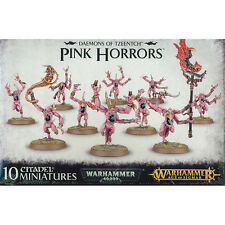 Chaos Daemons Tzeentch Pink Horrors Warhammer 40k Age of Sigmar NEW