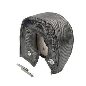 T3-Carbon-Fiber-Turbo-Blanket-Heat-Shield-Turbocharger-Cover-Wrap-Black-Color