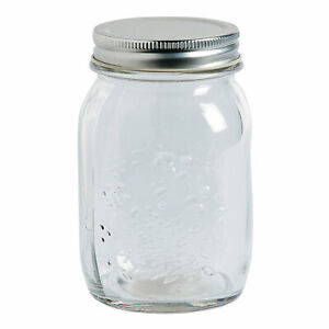 Embossed-Pint-Mason-Jars-Craft-Supplies-12-Pieces