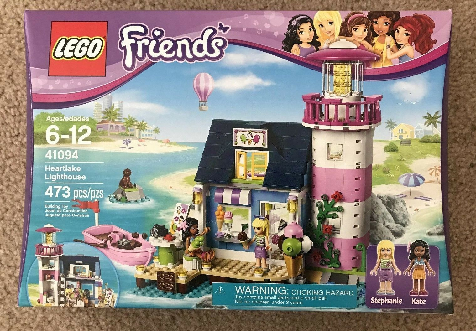 LEGO Friends Heartlake Lighthouse  41094  NISB