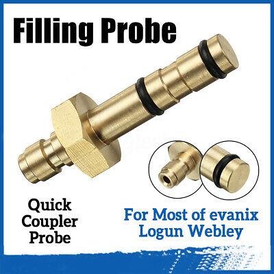 Filling Probe  Fill Adapter Air Rifle Gun PCP For evanix Logun Webley