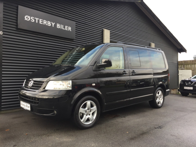 VW Multivan 2,5 TDi 174 Highline Tiptr. Diesel aut.…