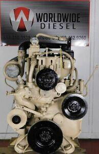 1982 Cummins  Big Cam II Diesel Engine, 300HP,Approx 398K Miles . All Complete