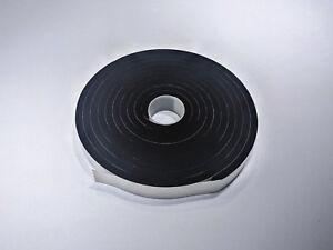 Zellkautschuk Vorlegeband  Klebeband Dichtung 5mx10x10mm LBAW