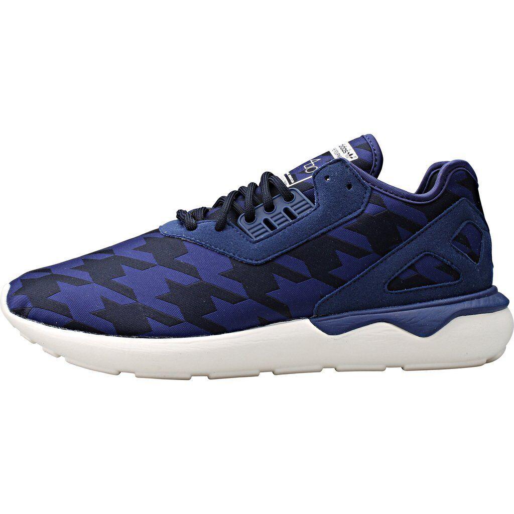 Adidas Men's Original TUBULAR RUNNING FOURNESS JAPAN KAZUKI shoes Navy S77288 a