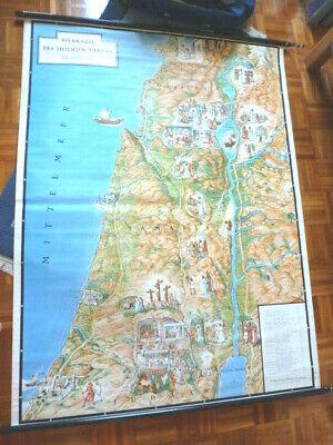 Zur für israel landkarte zeit kinder jesu Karten von