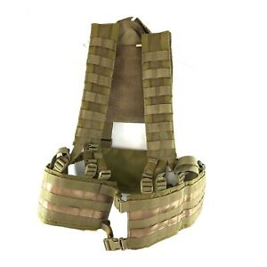 Eagle Industries H Harness, Khaki, MOLLE, Tactical Load Bearing Vest