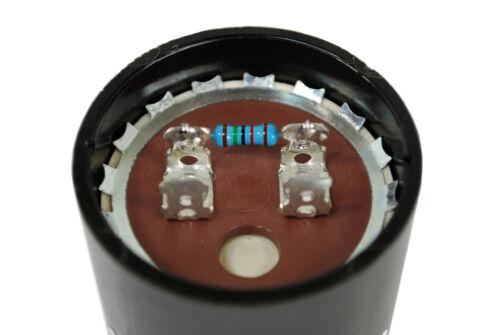 Start Capacitor RESISTOR for 110v 125v 220v 250v 330v Capacitors