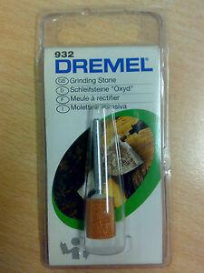 Molettina-abrasiva-9-5-mm-Ossido-di-Alluminio-932-originale-DREMEL