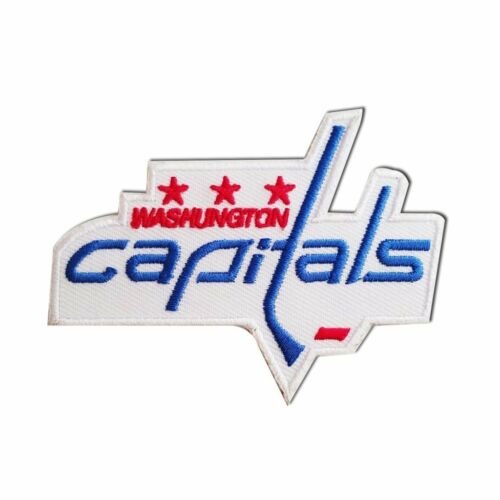 Washington Capitals Sew Ironed On Embroidery Applique Patch