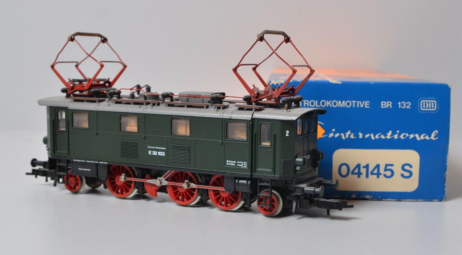 Roco 04145 S E-Lok BR 132 der DB   OVP