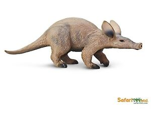 Safari-Ltd-282129-Erdferkel-11-cm-Serie-Animaux-Sauvages