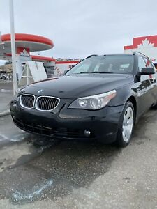 2006 530xi Wagon Touring – Black E61 5-Series