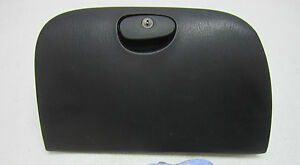2000-2001-00-01-HYUNDAI-TIBURON-GLOVE-BOX-DOOR-INTERIOR-DASH-TRIM-BLACK-OEM-USED