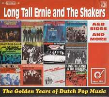 Long Tall Ernie & The Shakers  - The Golden Years Of Dutch Pop Music, 2CD New