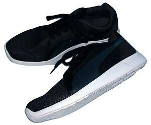 Puma ST Trainer Evo D 360948 01 Black-Dark Shadow Sneaker/Turnschuhe Schwarz