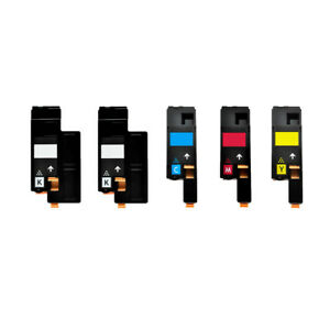 Bandar-Toner-Ink-Cartridge-5-Pack-Phaser-6022-Workcentre-6027-NI-for-Xerox-6020