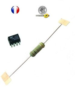 Kit-Lnk304Gn-resistance-100-Ohms-100R-anti-surge-anti-flamme