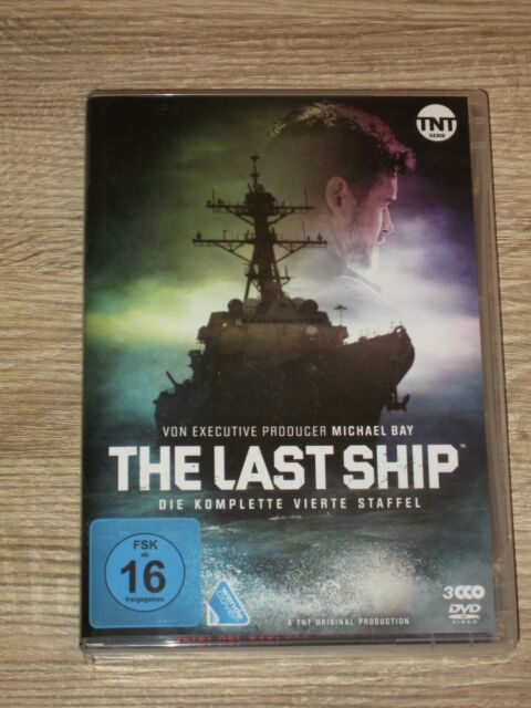 The Last Ship Staffel 4 Darsteller