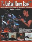 The Unreel Drum Book: Featuring the Music of Randy Waldman and the Drumming of Vinnie Colaiuta, Book & 2 CDs by Marc Atkins, Vinnie Colaiuta (Paperback / softback, 2008)