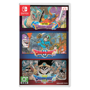 Dragon-Quest-1-2-3-Collection-Nintendo-Switch-Chinese-English-Korean-Sealed