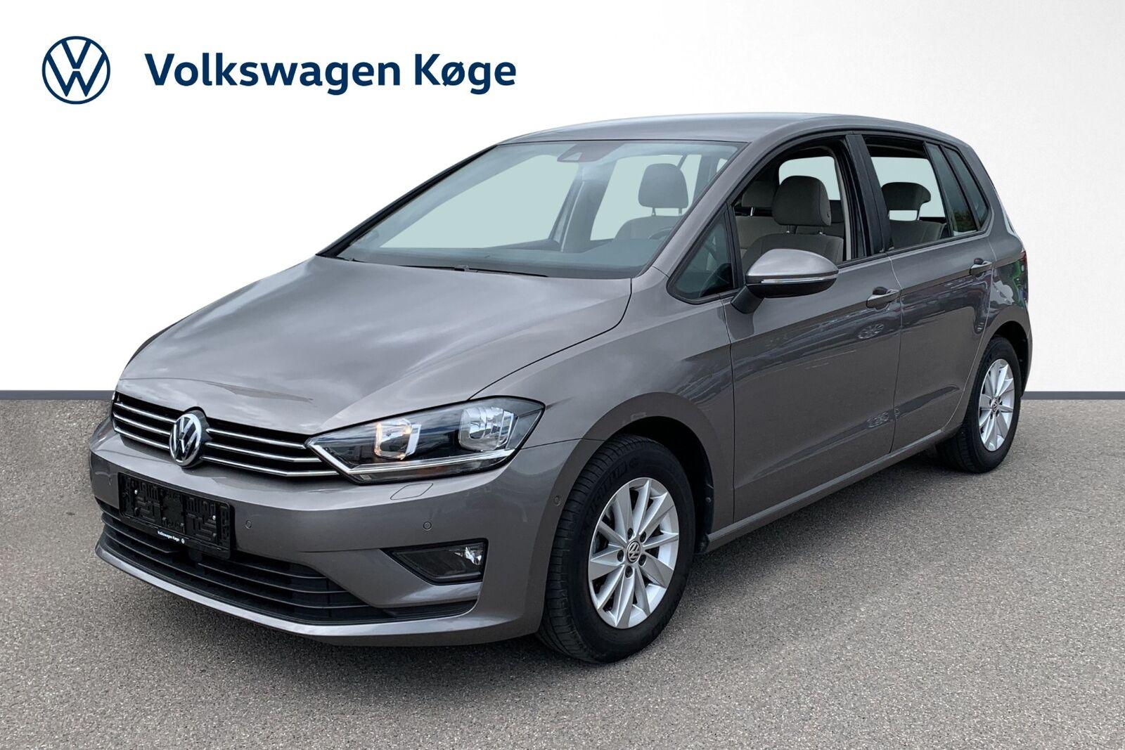 VW Golf Sportsvan 1,6 TDi 110 Comfortline DSG BMT 5d