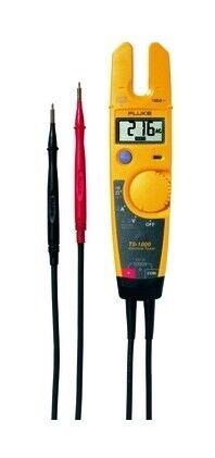 Fluke Spannungsprüfer 2p CAT.III 1-600V LCD Batterie optisch akustisch... T5-600