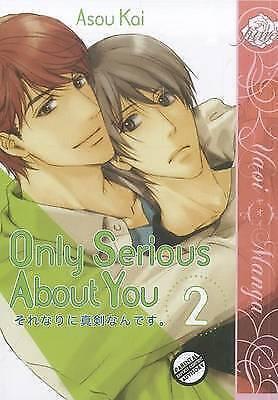 Yaoi: Only serious about you. Volume 2 by Kai Asou (Paperback / softback)