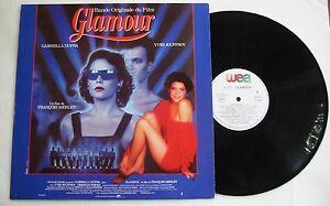 GABRIELLA-DUFWA-LP-33T-GLAMOUR-Bof-Soundtrack-FREDDIE-MEYER-BIG-JOE-ERICKSEN
