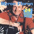 24 Polkas Greatest Hits by Myron Floren (CD, Feb-2007, Ross Records)