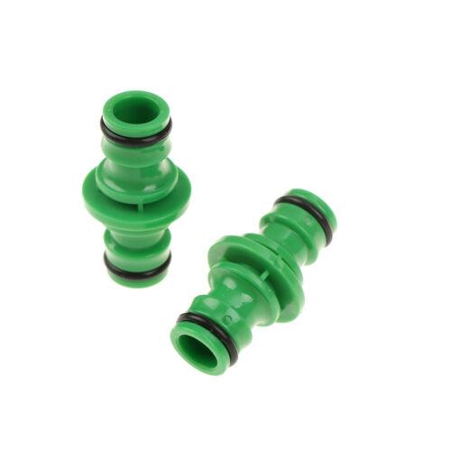 5 stücke Schnell Wasserschlauchverbinder Joiner Reparatur Kupplung 1//2 /'Rohr  ML