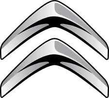 """Citroen Racing Car Bumper Sticker 5"""" x 5"""""""