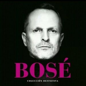 Coleccion-Definitiva-Miguel-Bose-2-CD-Set-Sealed-New-2013