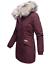 Navahoo-premium-para-mujer-muy-caliente-invierno-chaqueta-invierno-parka-capa-lujo-Cristal miniatura 12