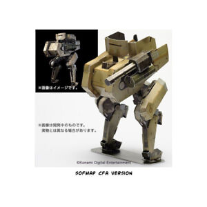 Details about Metal Gear Survive Papercraft Walker Gear Model CFA Version  Only No Game